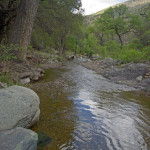 Stream at La Paloma3, Rancho El Aribabi - J. Rorabaugh