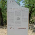 Mision Cocospera de Kino (sign) - J. Rorabaugh