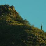 Rocky hillside, Rancho Aribabi - J. Rorabaugh