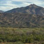 Sierra Azul and Rio Cocospera, N Sonora - J. Rorabaugh